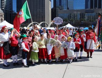 International Children's Day at Nathan Phillips Square!