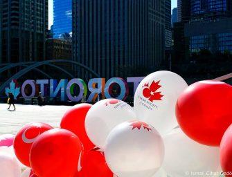 Toronto'da 23 Nisan Heyecani