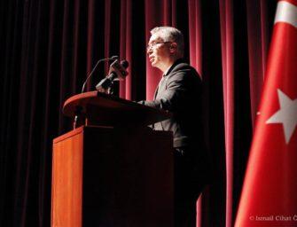 Ata'mızı Anma Programı – Cenk Sayın: Açılış Konuşması